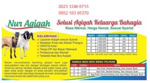 paket aqiqah sleman