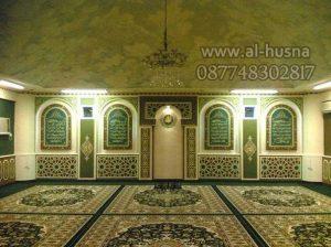 Jual Karpet Masjid Per Meter Murah di Kramat Jati Jakarta